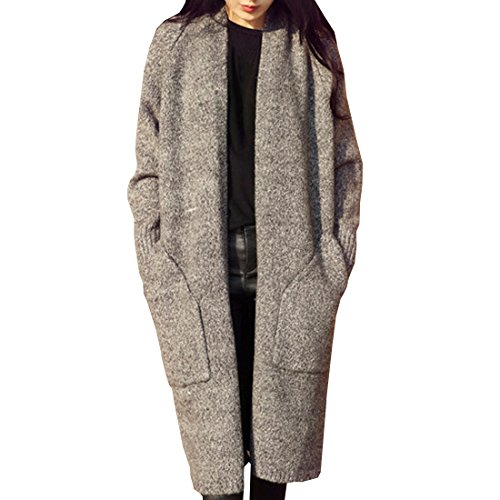 Partiss - Manteau - Femme Lighy Grey