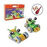 CARLORBO Bauspielzeug Kleikind Spielzeug Modell Fahrzeug, Jungs Spielzeug Geschenkideen Spielzeug ab 5 Jahren