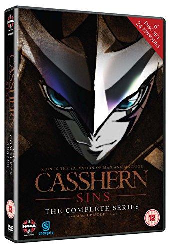 Casshern Sins Complete Series Collection [6 DVDs] [UK Import] Preisvergleich
