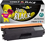 Yellow Yeti TN423BK TN-423 BK (6500 Seiten) Schwarz Premium Toner kompatibel für Brother HL-L8260CDW HL-L8360CDW MFC-L8690CDW MFC-L8900CDW DCP-L8410CDW DCP-L8410CDN [3 Jahre Garantie]