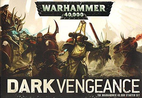 Games Workshop Warhammer 40,000 Dark Vengeance Starter Set