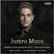 Brahms/Strauss: Piano Concerto