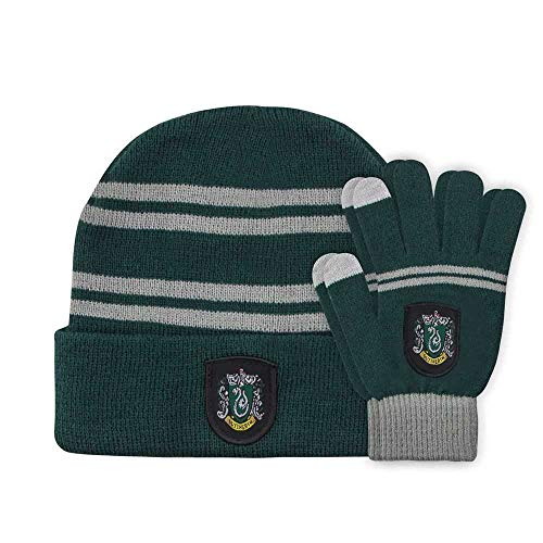Cinereplicas Harry Potter - Mütze & Handschuhe Set - Kinder ()