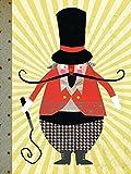 Notizbuch Zirkus-Direktor: herzensart für Little Tiger