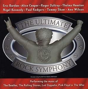 Ultimate Rock Symphony, the