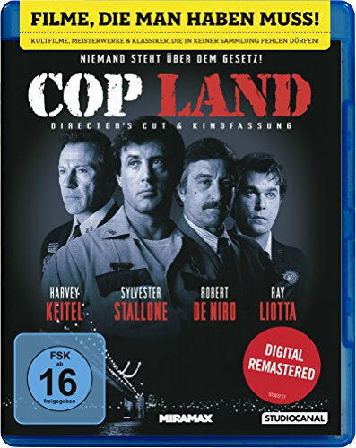 Cop Land [Director\'s Cut & Kinofassung][Blu-ray]