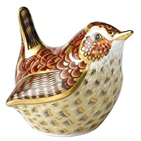Royal Crown Derby - Paperweight - Jenny Wren