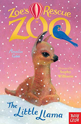 Zoe's Rescue Zoo: The Little Llama por Amelia Cobb