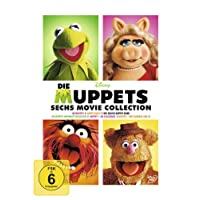 Die Muppets - 6 Movie Collection [6 DVDs]