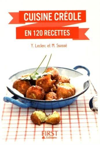 Le petit livre de recettes créoles par Yann Leclerc
