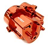 INTEGY RC Model Hop-ups T3802RED Billet Machined Alloy Center Gear Box for Traxxas T-Maxx (4907,...