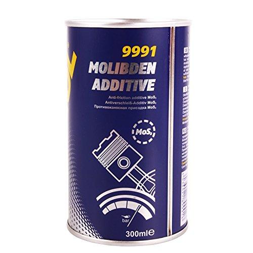 1x 300ml Mannol Molibden Additive Anti-Verschleiß Verschleißschutz Öl Additiv Zusatz