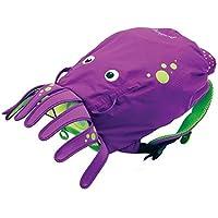 Trunki PaddlePak Water-Resistant Backpack - Inky the Octopus (Purple)