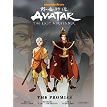 Avatar: The Last Airbender - The Promise Library Edition (Avatar: The Last Airbender (Dark Horse))