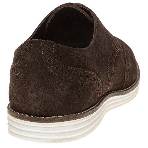 Sole , Chaussures de ville à lacets pour homme Marron marron Marron - marron