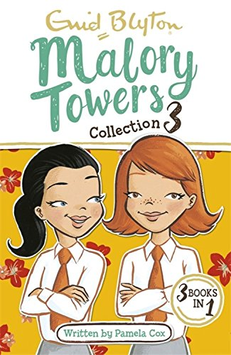 Malory Towers Collection 3: Books 7-9 (Malory Towers Collections and Gift books) por Enid Blyton