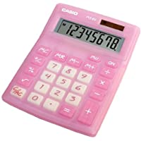 Casio Sra. TV-Calculadora 8