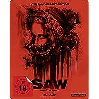 SAW - 10th Anniversary - Steelbook