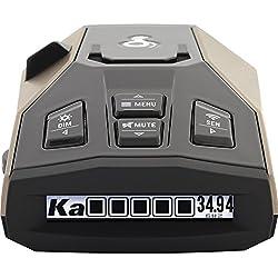 Détecteur de Radar Réception instantanée Cobra RAD 450 - Prêt à l'emploi