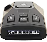 Best Cobra Radar Detectors - COBRA ELECTRONICS RAD450 RAD 450 Radar/Laser Detector Review