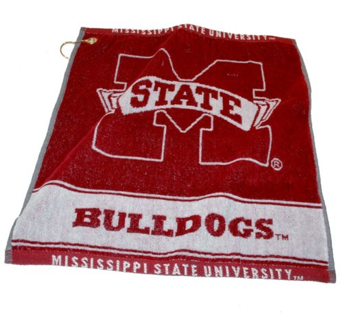 quipe-golf-24880-mississippi-state-university-tiss-serviette-de-golf