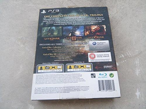 God Of War Trilogy (ps3)