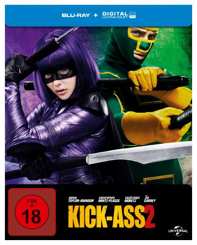 Bild von Kick-Ass 2 - Steelbook [Blu-ray] [Limited Edition]