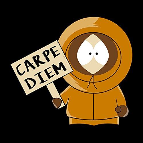 Carpe Diem Kenny South Park Women's T-Shirt Black