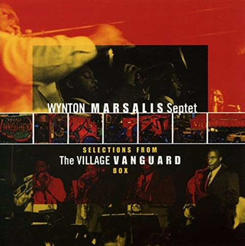 Wynton Marsalis - Selections From The Village Vanguard Box [Import