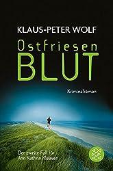 Ann Kathrin Klaasen ermittelt: Ostfriesenblut: Kriminalroman