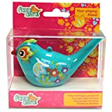 #9: Stuff Jam Aqua Water Bird-Whistle Birds for Kids (Color may vary)