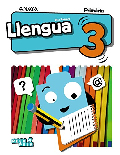 Llengua 3. (Peça a peça) por Bernat Clar Sureda