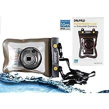 Navitech Custodia borsa impermeabile per macchina fotografica sotto l'acqua in Dive Compatibile Con Fujifilm FinePix AX200 / FinePix AX250 / FinePix JV250 / FinePix JZ100 / 110 / FinePix JZ300 / FinePix JZ500 / FinePix REAL 3D W3