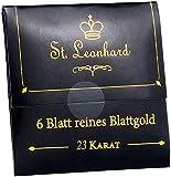 St. Leonhard Deko-Blattgold, 23 K