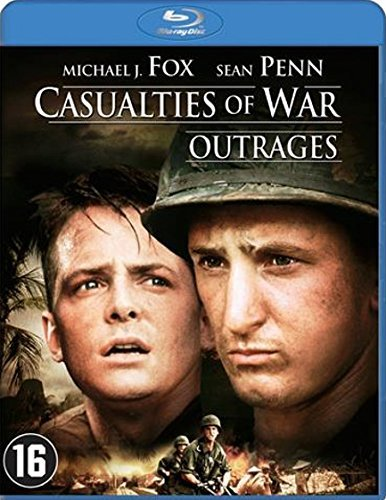 Outrages / Casualties of War (Blu-Ray)