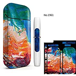 kengbi Vape Sticker Film de Protection résistant aux Rayures Universel pour Cigarette électronique