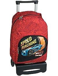 mochila escolar carro HOT WHEELS by DIS2