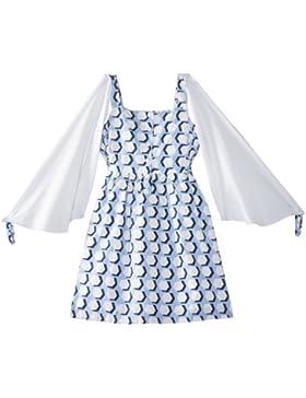 Pumpkin Patch Mädchen Kleid Retro Blossom Fairy Wing