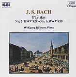 Bach: Partitas 5 und 6