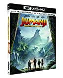 Jumanji : Bienvenue dans la jungle [4K Ultra HD + Blu-ray 3D + Blu-ray + Digital UltraViolet]