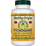 Healthy Origins, Pycnogenol, 100 mg, 60 Vcaps