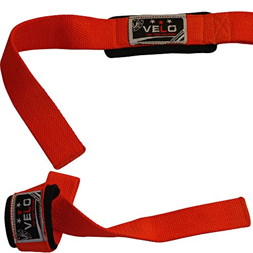 Velo Weight Lifting – Straps