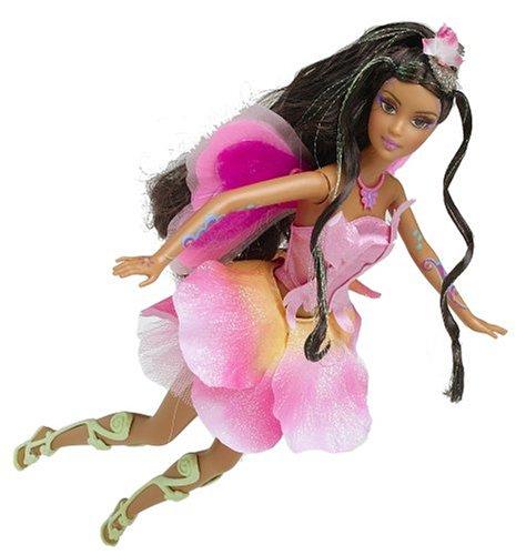 Barbie Fairytopia Elina Doll - Ethnic
