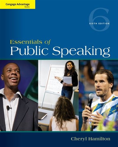 eBook Free Prime Cengage Advantage Series: Essentials of Public Speaking (Cengage Advantage Books) ePub