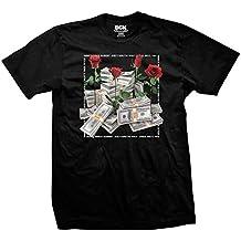 DGK Men'S Stacks T Shirt Black