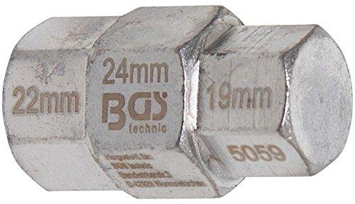 BGS Motorrad-Spezialeinsatz, 19-22-24 mm, 1 Stück, 5059 (Stück 24)