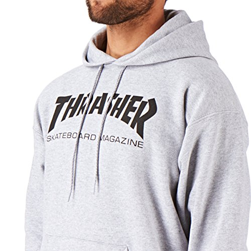 Thrasher Hoodies - Thrasher Skate Mag Hoody - B... Multicolour