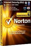 Produkt-Bild: Norton Internet Security 2012 - 3 PCs - (inkl. Update 2013)