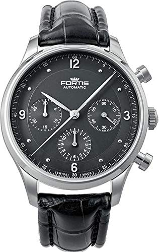 Fortis Tycoon 904.21.11 Automatic Mens Chronograph Classic & Simple