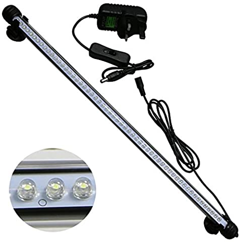 Mingdak® LED Aquarium Light Kit For Fish Tank,Underwater Submersible Crystal